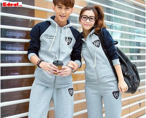 K Deal - Ao Khoac Cap Classic Fashion