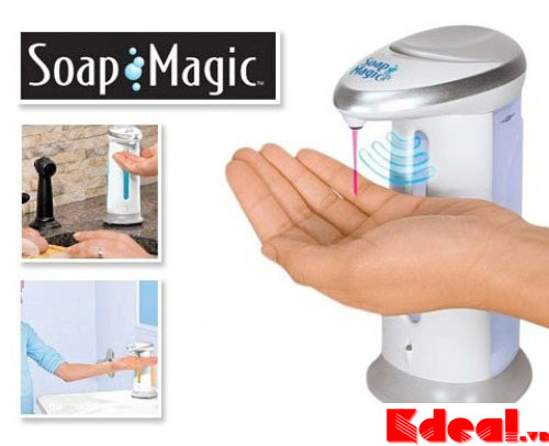 K Deal - May Cam Ung xa phong Soap Magic