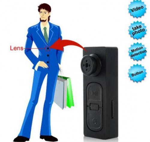 K Deal - Camera cuc ao nguy trang