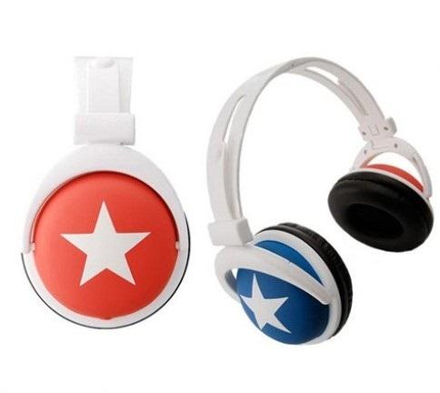 K Deal - Tai nghe headphone ngoi sao Mix - Style Han Quoc