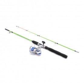 K Deal - Bo can cau 2 khuc mini Wpower 1m5 Green ( may 3000 )