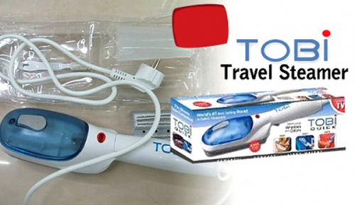K Deal - Ban Ui Hoi Nuoc Tobi Travel Steamer
