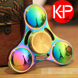K Deal - Con Quay Hand Spinner 7 Mau - Fidget Spinner Hot 2017