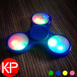 K Deal - Con Quay Hand Spinner Led - Fidget Spinner Hot 2017