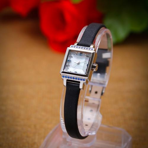 Đồng hồ nữ JULIUS K1085 (Đen)