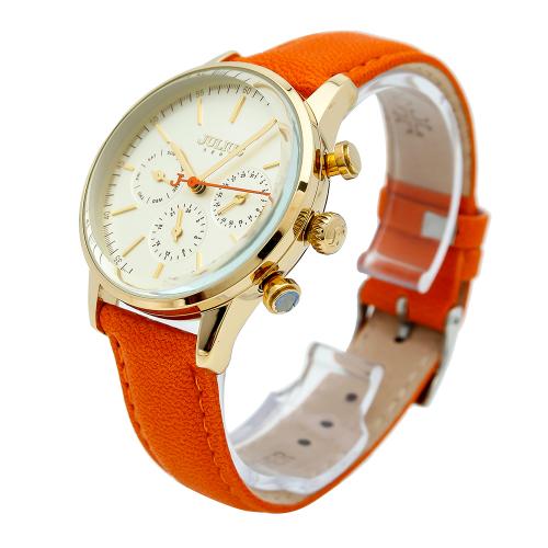 Đồng hồ Nữ JULIUS K1066 chạy được 6 kim (CAM)