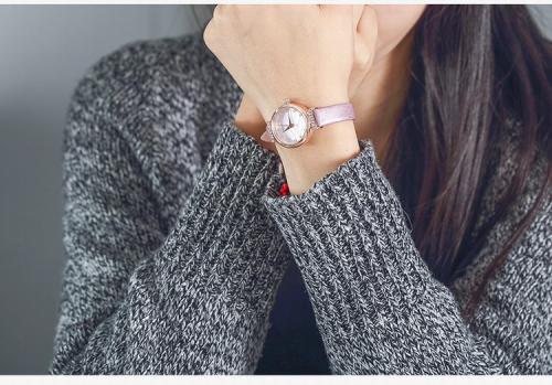 Đồng hồ Nữ JULIUS Hàn Quốc K1078 ( Hồng)