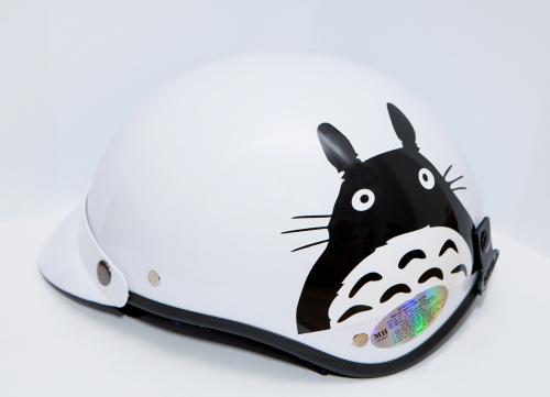 K Deal - Non Bao Hiem In Hinh Meo Totoro