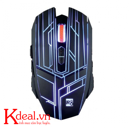 K Deal - Chuot Gaming R8 1656
