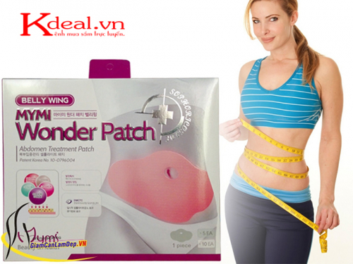 K Deal - Mieng dan tan mo bung Mymi Wonder Patch