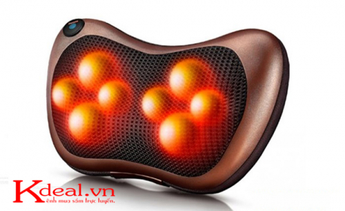 Gối massage Magic Pillow 819