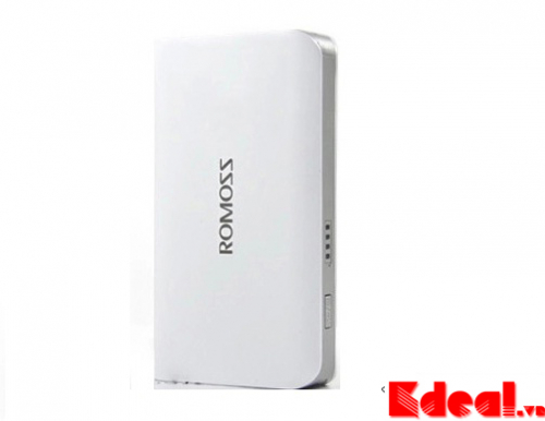 K Deal - Pin sac du phong Romoss 4000 mAh