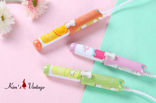 K Deal - May Uon Duoi Toc Kemier Mini Summer Fruit