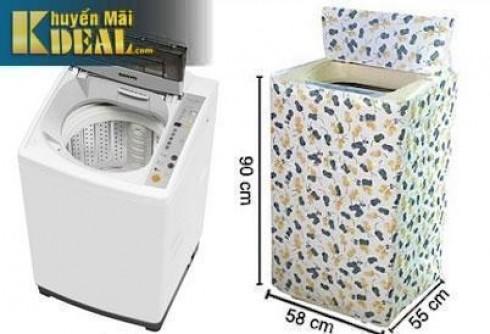 Áo trùm máy giặt