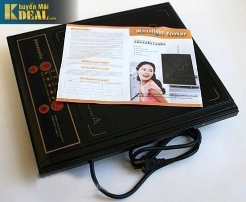 Bếp điện quang Panasonic - Đồ Dùng Điện - Đồ Dùng Điện