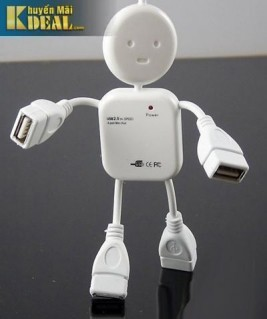 Đồ cắm USB 4 cổng