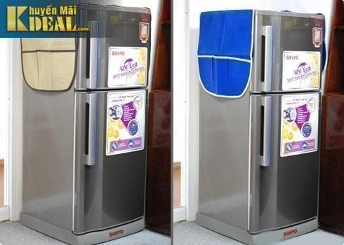 Tấm phủ tủ lạnh