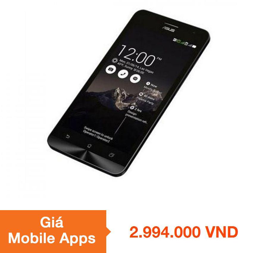 Asus Zenfone 5 A501 2G-16GB 2SIM (Trắng) – Hàng nhập khẩu