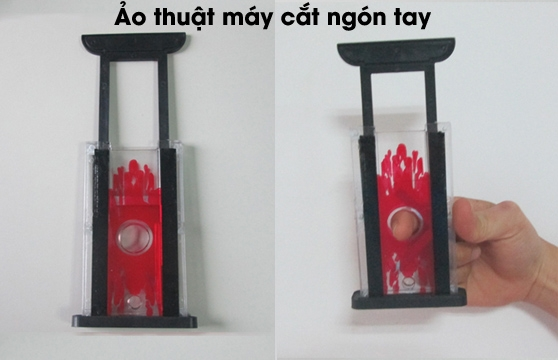 Let Buy - Ao Thuat: May Cat Ngon Tay