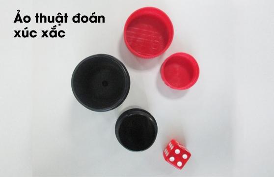 Let Buy - Ao Thuat: Tro Tai Doan Xuc Xac