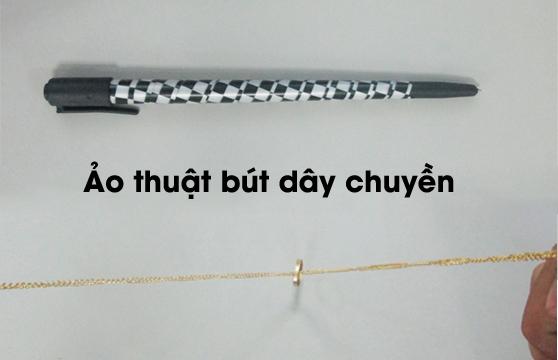 Let Buy - Ao Thuat: Bien But Thanh Day Chuyen Vang