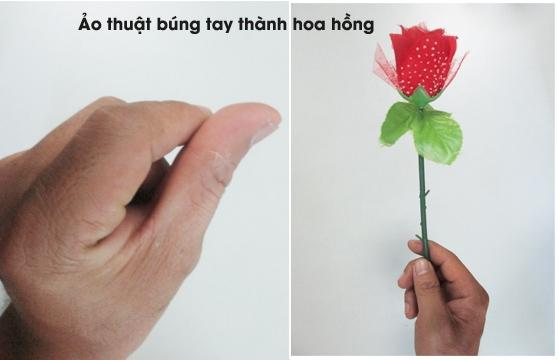 Let Buy - Ao Thuat: Tay Khong Bien Ra Hoa Hong