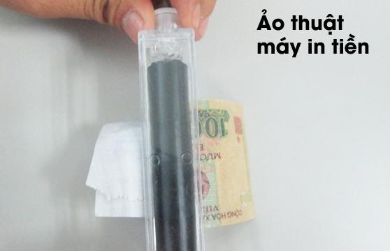 Let Buy - Ao Thuat: May In Tien
