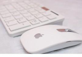 Bàn Phím và Chuột Apple không dây