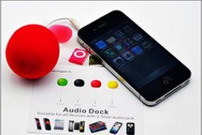 Loa Mini Ball cho điện thoại và iPad