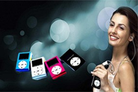 Love Deal - May nghe nhac MP3 co man hinh LCD