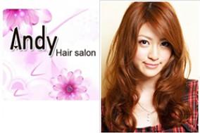 Voucher làm tóc tại Salon Andy