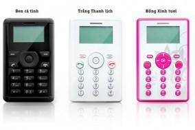Điện thoại Beeline nhỏ gọn