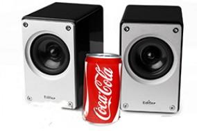 Loa Mô Phỏng Lon Cocacola