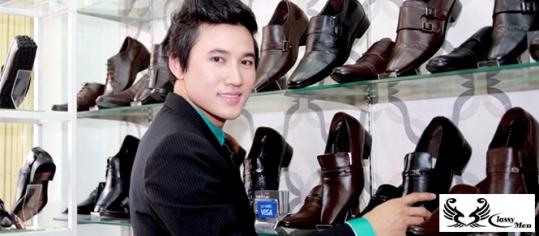 Giày tăng chiều cao Classy Men