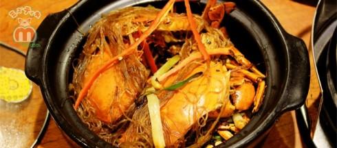 01 kg cua thịt Cà Mau tại NH Ba Làng