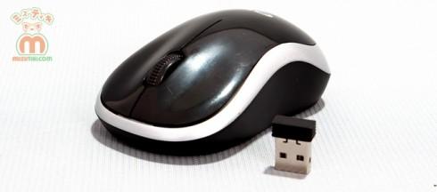 Chuột quang không dây E5