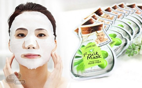 Combo 10 Mặt Nạ Fruit Mask