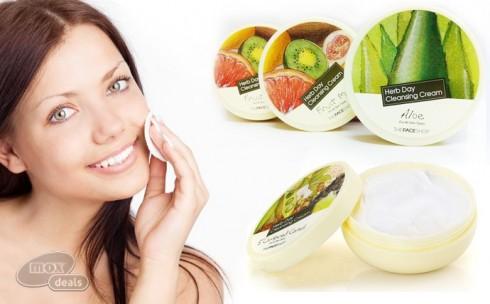Kem Tẩy Trang The Face Shop