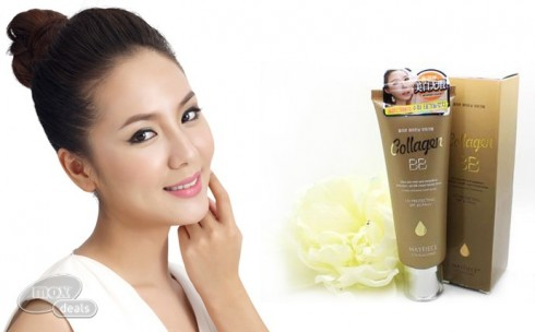 Kem Nền BB Collagen Mayfiece