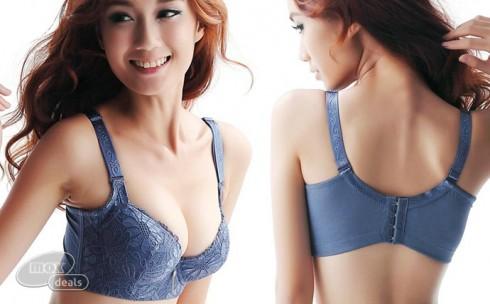 Áo ngực massage silicon siêu dày, ...