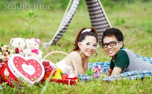 Chụp Hình Tại Studio Rita