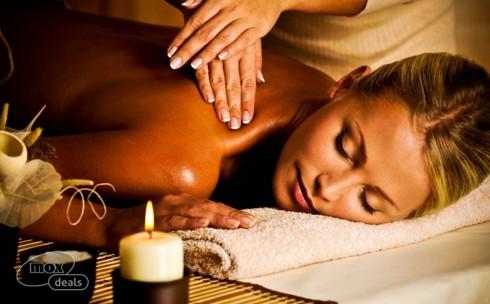 Massage Body + Tẩy Tế Bào ...