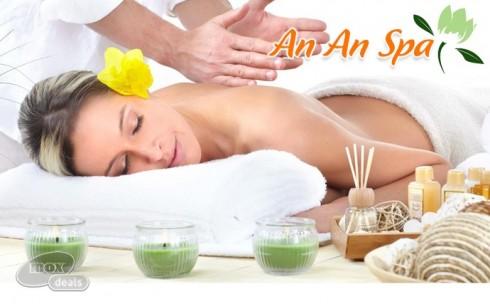 Massage Body đá nóng + tinh ...