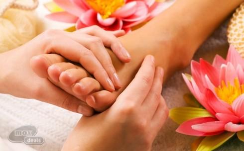 Foot massage - spa Mộc Nguyên