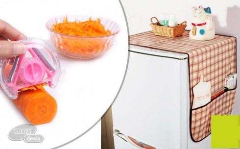 Tấm Phủ Tủ Lạnh + Dao ...