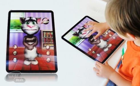 IPAD Tom Cat 3D thông minh ...