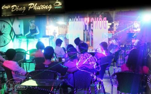 Cafe DJ Nhạc Đông Phương
