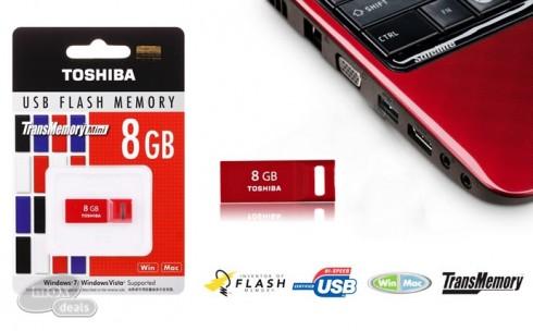 USB Mini Chính Hãng Toshiba