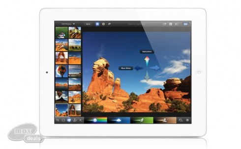 Apple The new iPad – 32G