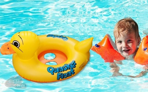 Phao Bơi Hình Thú